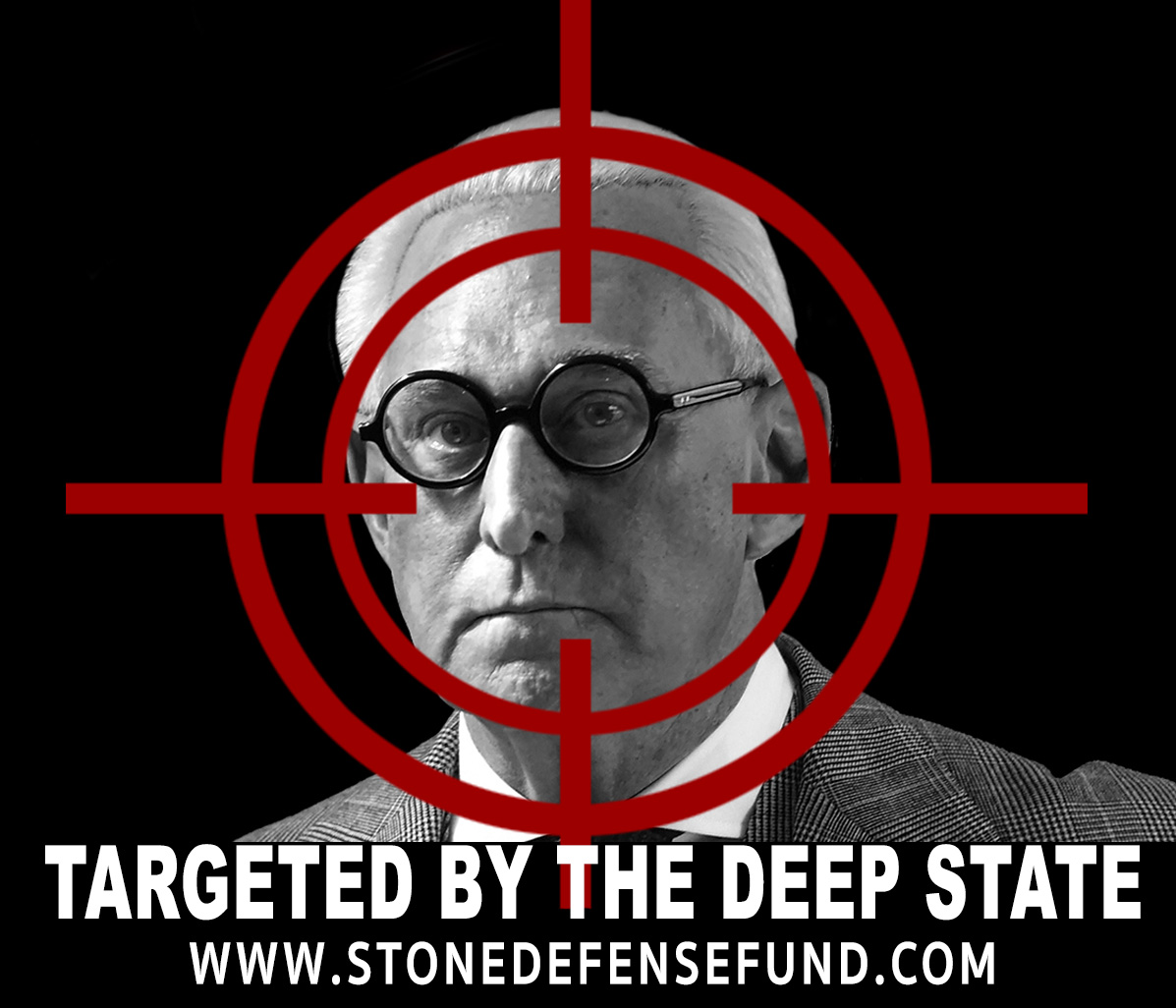 Bombshell: New texts support Roger Stone's claims regarding backchannel to Wikileaks even as Mueller still targeting him