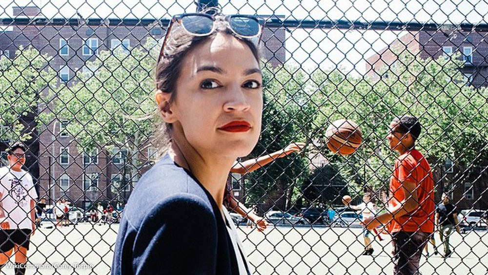 Power hungry DEM socialist Ocasio-Cortez already threatening to use government to silence her critics