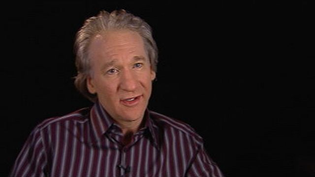 Citizens should be given a fighting chance against crazy gunmen by having guns of their own, says Bill Maher