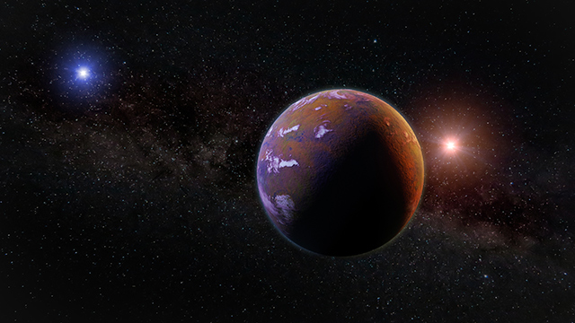 New exoplanet roughly twice the size of Earth discovered ...