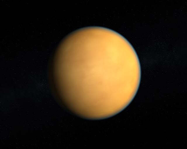New study attempts to explain the mysterious atmosphere found on Titan, one of Saturn's moons