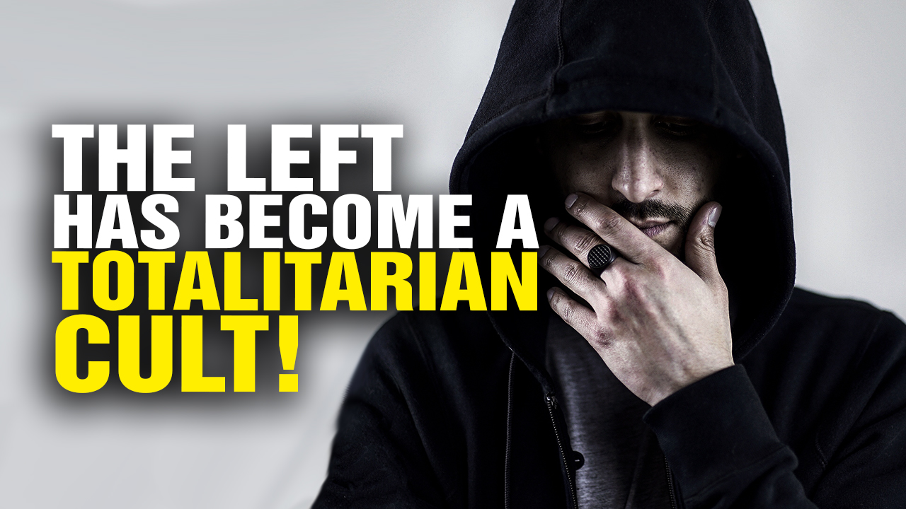 The totalitarian American left