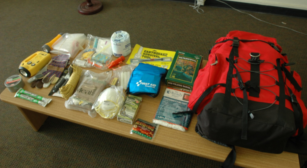 A guide for preparing a 96-hour emergency kit