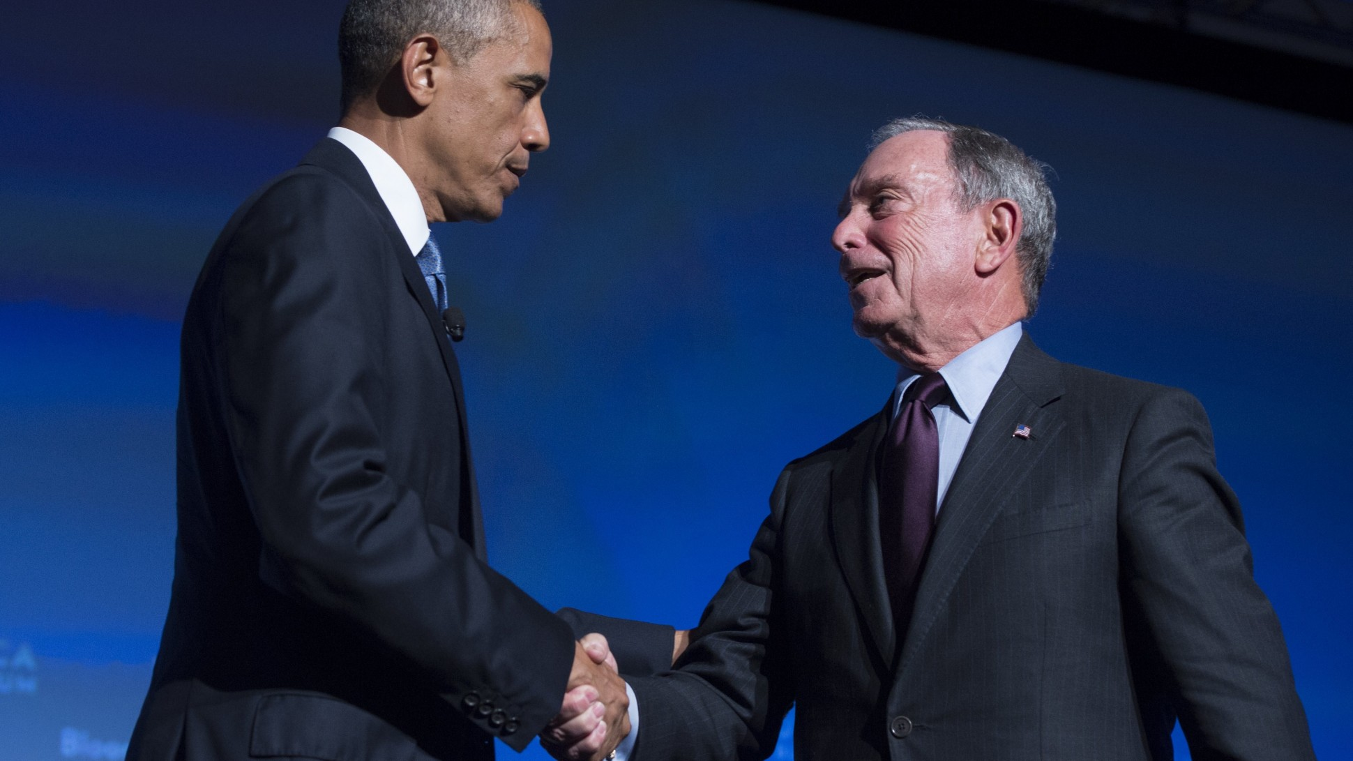 "Michael Bloomberg vows to shut down all U.S. coal plants, plunging America's power grid into darkness, unleashing ""third world"" riots across America"