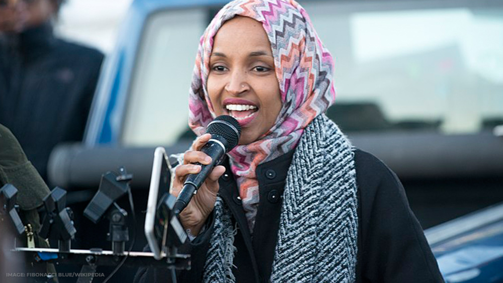 Ilhan Omar challenger banned from Twitter for saying the rep. should be hanged for treason if she passed info to Iran