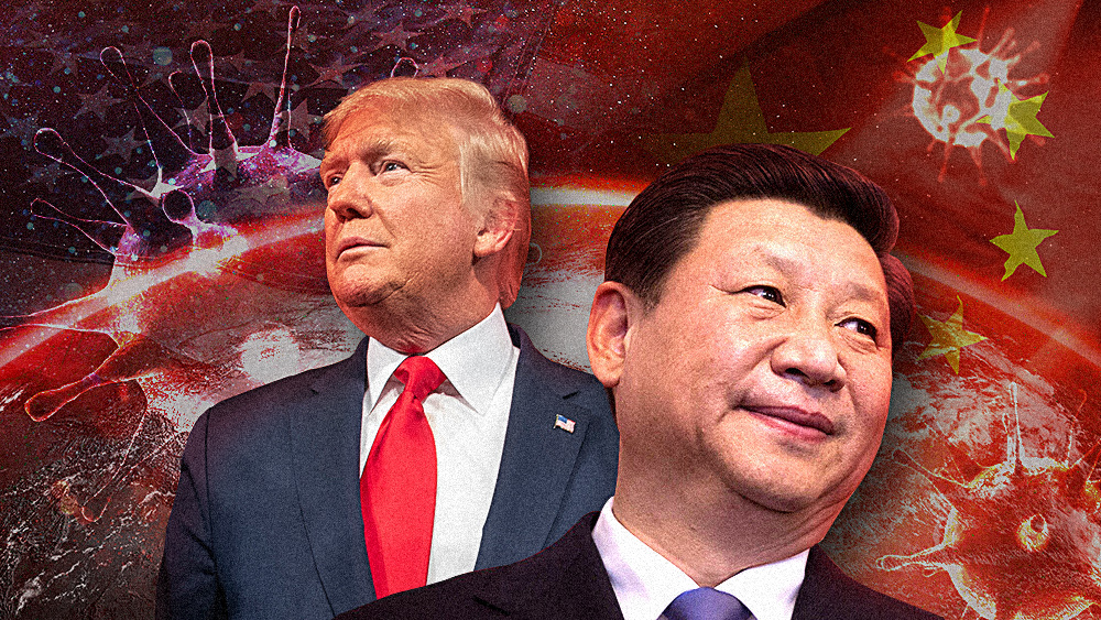 China is preparing to start a war with America