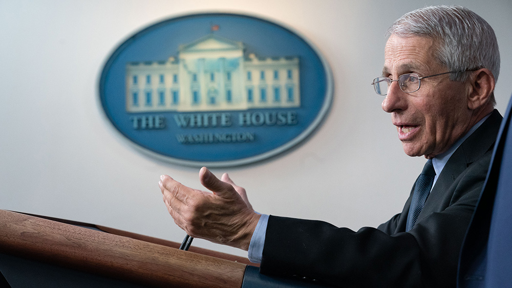 Judicial Watch files lawsuit against Anthony Fauci and the W.H.O. – demands records about coronavirus