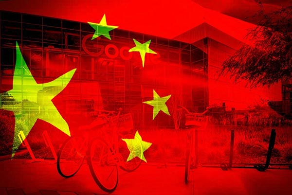 Amazon, Google and Microsoft caught providing services to BLACKLISTED Chinese firms