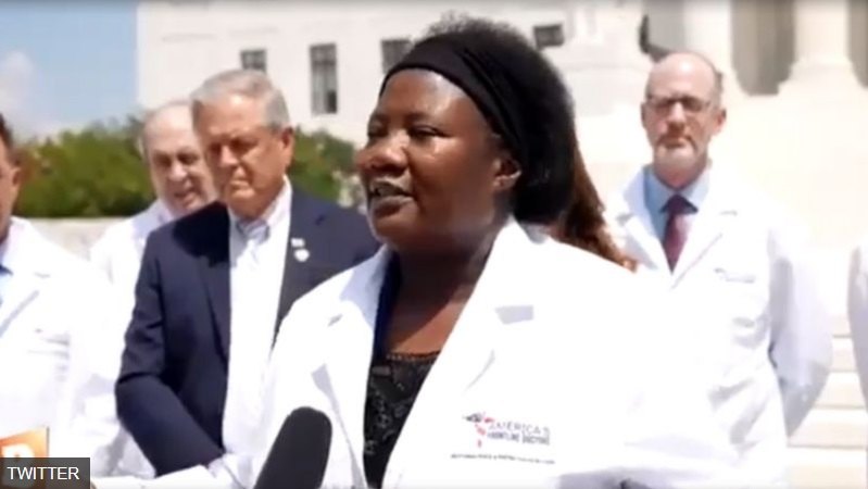 Racist leftists attack, mock Dr. Stella Immanuel over her truth and passion to protect human lives against the evil, demonic forces behind Big Pharma
