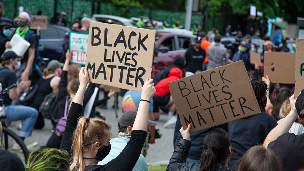 "Black Lives Matter is a ""spiritual movement,"" claims clueless college professor"