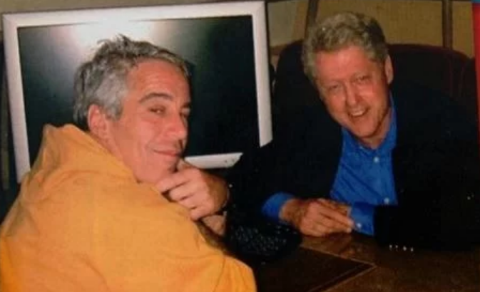 "FBI reportedly ignored mountains of evidence against pedophile Jeffrey Epstein including allegation Bill Clinton was with ""2 young girls"" on island"