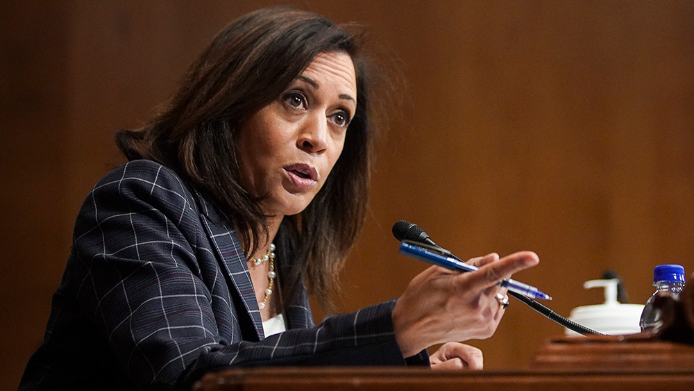 Never forget: If Kamala Harris takes over as president, she WILL come after guns with a vengeance and may send law enforcement to take them