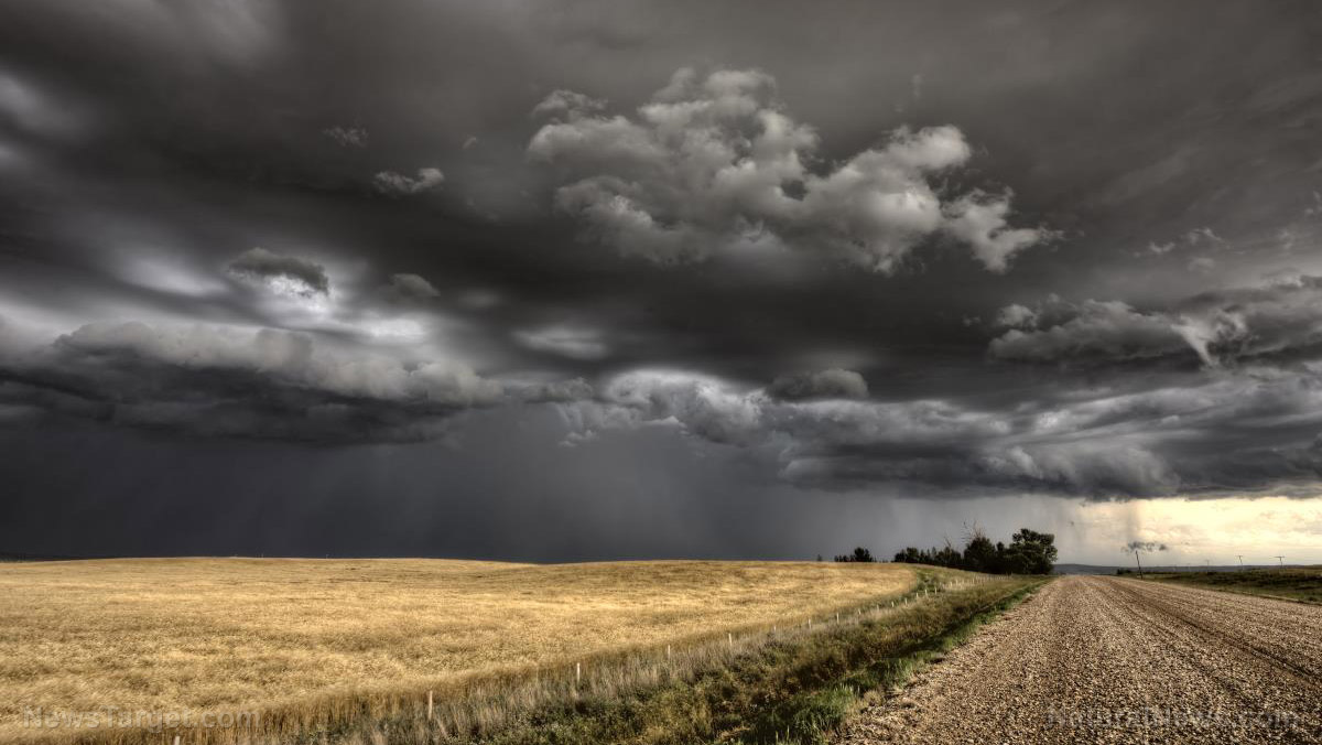"""""""Great Derecho"""" storm just destroyed crops, grain stores all throughout the Midwest"""