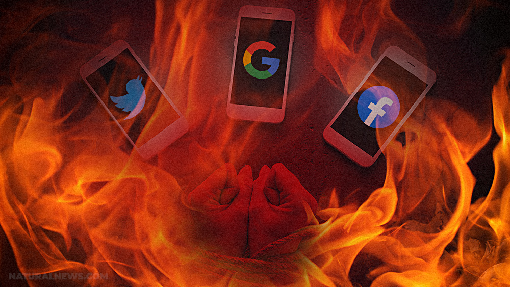 Pollak: Big Tech censorship is the IRS scandal of 2020