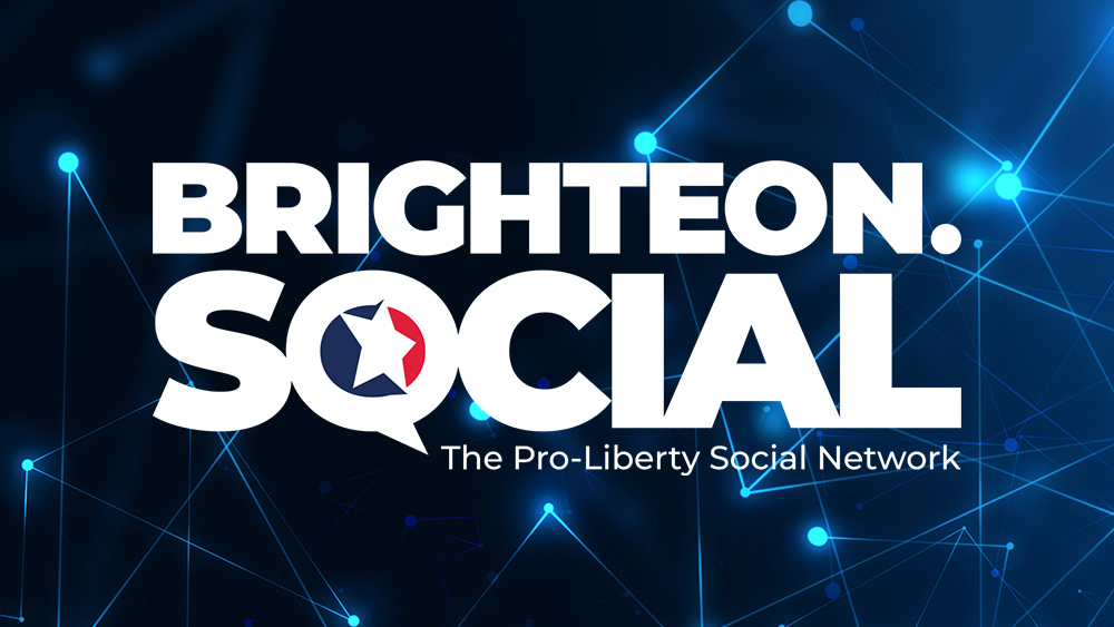 Thousands of people have joined Brighteon.social to exercise free speech about vaccines, Christianity, Trump and other topics that get banned by Big Tech