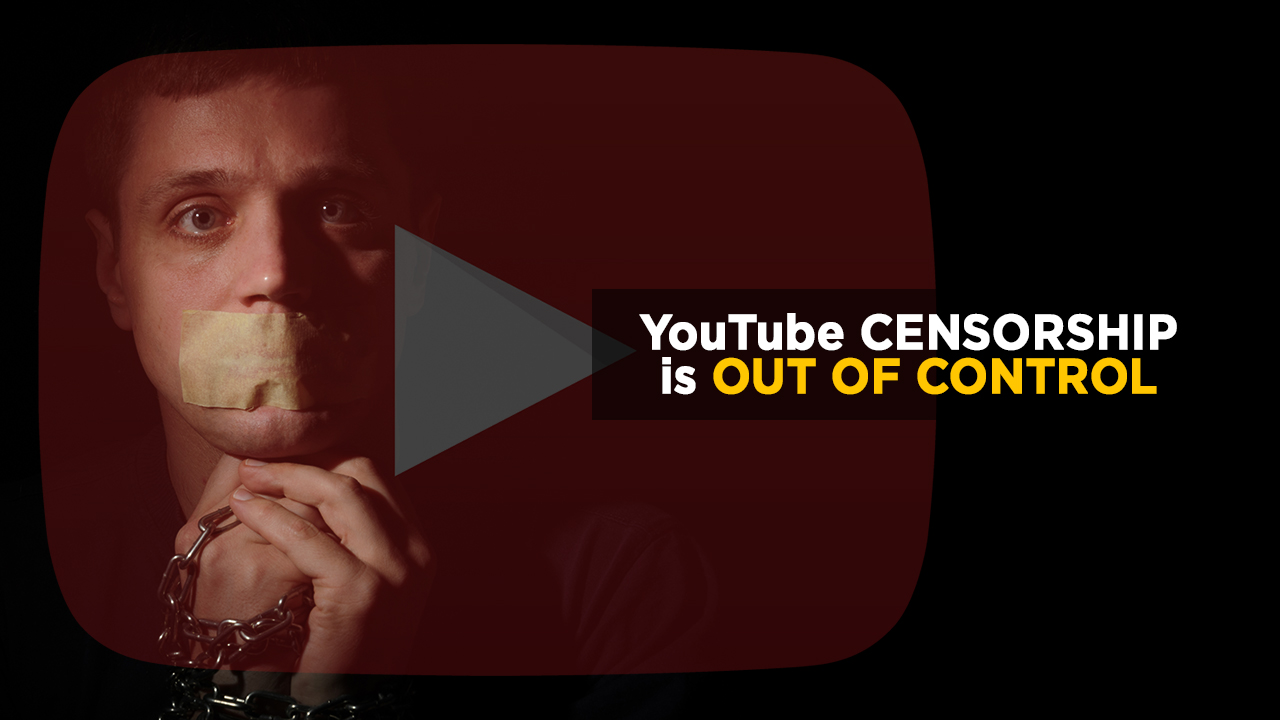 YouTube confirma que prohibirá de inmediato todos los videos que cuestionen la narrativa