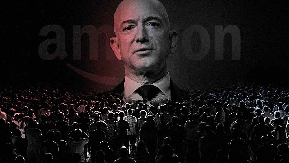 Jeff Bezos is about to become your pharmacist as Amazon partners with Big Pharma to DRUG America for profit