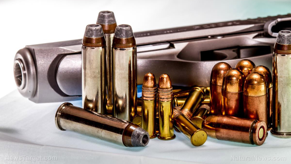 Ammo manufacturers insist they're still producing, but demand is far outstripping supply