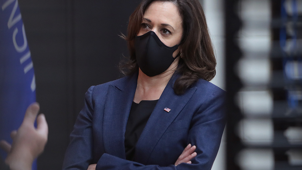 TREASON: Kamala Harris tied to Biden Crime Family's communist Chinese pay-for-play schemes