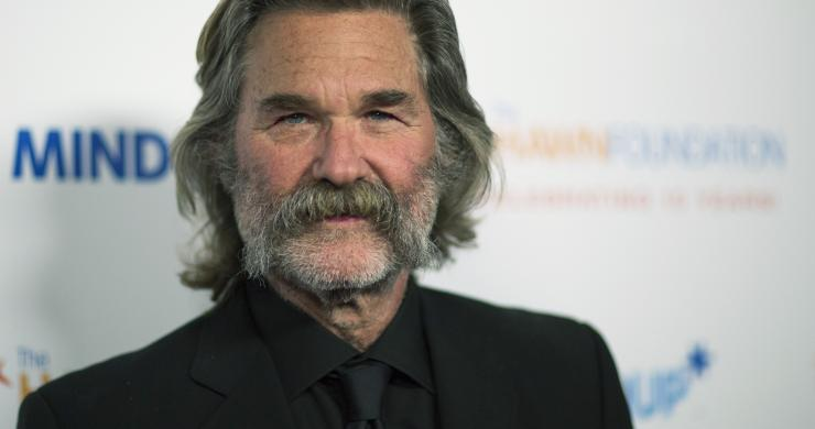 Shut up and act – Kurt Russell tells celebrities to quit talking politics