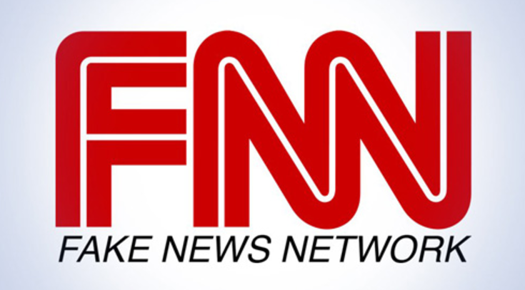 "CNN wants Fox, Newsmax de-platformed for somehow being ""complicit"" in Capitol false flag incident"