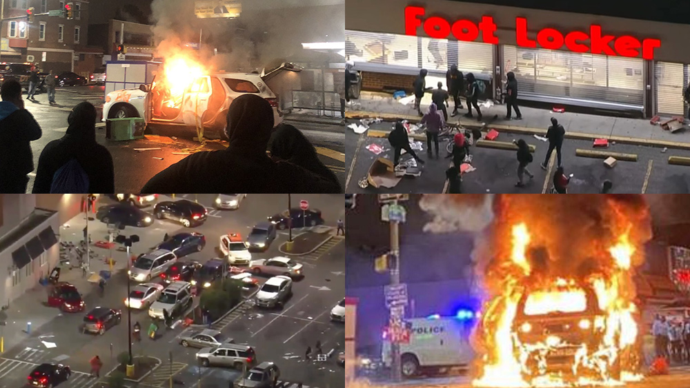 "Charges against left-wing looters and rioters are routinely dropped, so why all the hysteria over the Capitol ""siege""?"