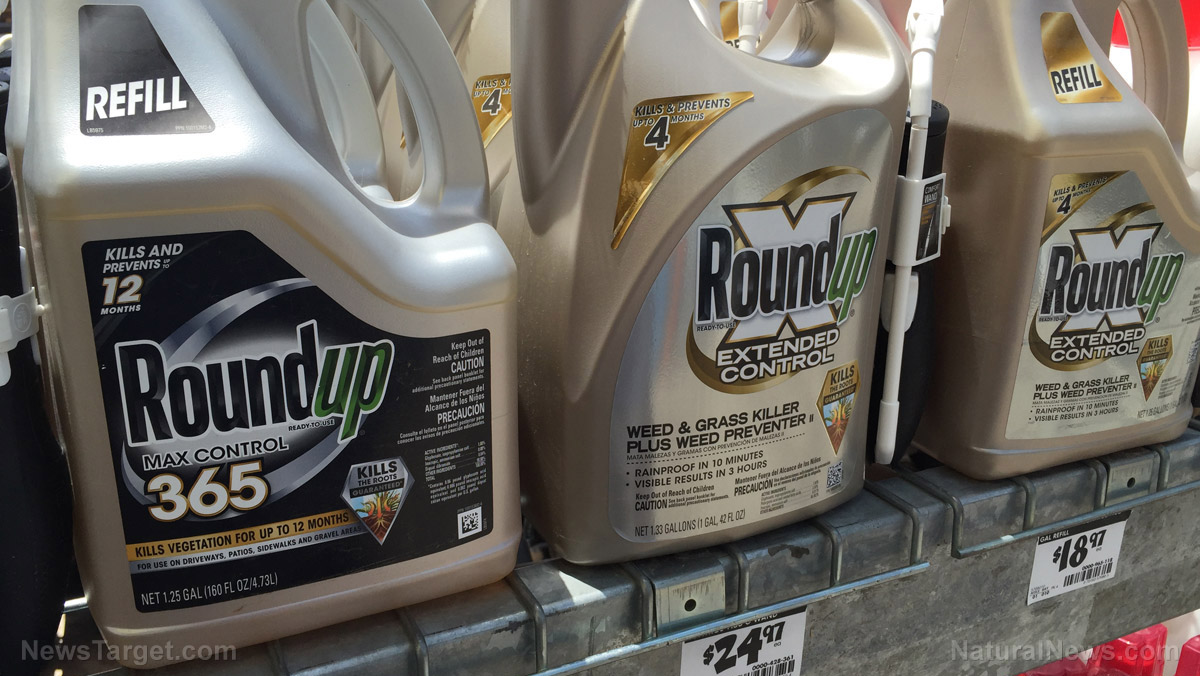 "Study reveals Bayer's Roundup linked to ""a host of chronic and mental illness"""