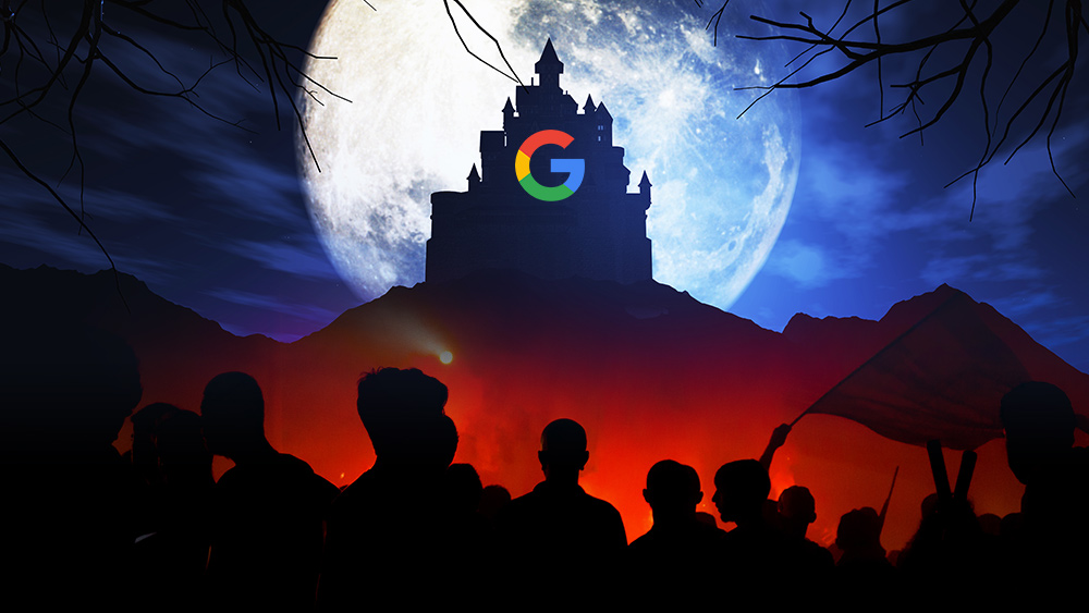 Leaked documents show that Google and the FTC have been engaged in a decades-long criminal cover-up